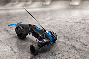 Rc Track Cars >> The Prowler: A 3D Printed RC Car > ENGINEERING.com