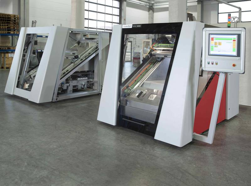 VXC800 continuous 3D printer