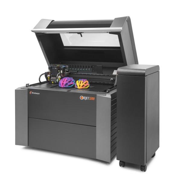 3d printing, connex, stratasys, color, multi-material, objet
