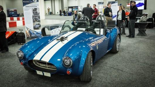 3D Printing, Shelby, Auto, ORNL, car