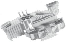 Microfol SinterPlast PP part