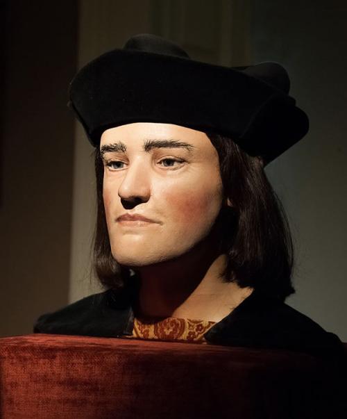 Richard III, archeology, CT scan, england, king, monarchy, monarch