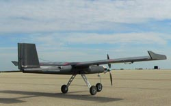 SelectTech's unmanned aerial system