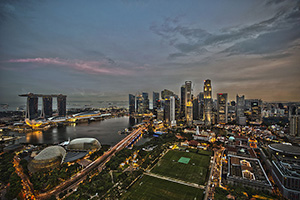 singapore, asia, industry, investment, government