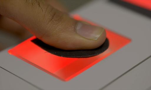 3D printing, fingerprint, michigan state, database, phantom, police, forensics