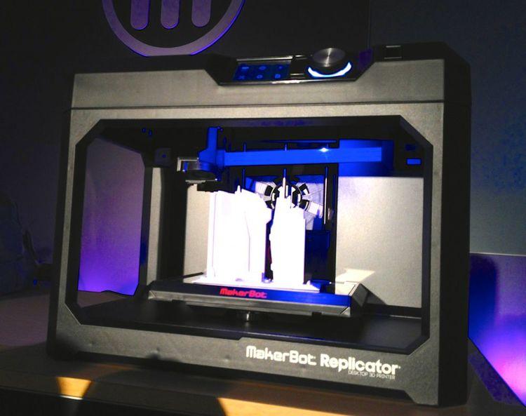 Fabbaloo, makerbot, proprietary, printer, 3d printing, spool, filament