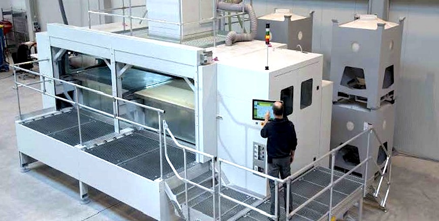 3 d printing the new age industrial Some of these german 3-d printing specialists are growing at a rate that has some industry experts hoping this nascent digital industrial age will finally see the emergence of new innovation drivers made in germany.