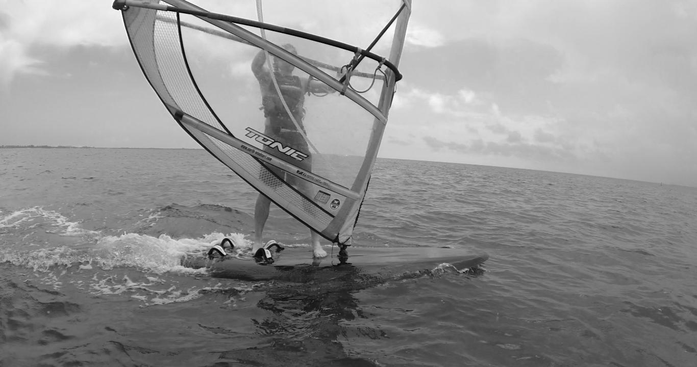 World's First 3D-Printed Sailboard