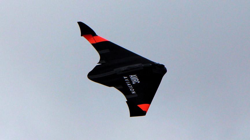 Sheffield, 3D printing, FDM, UAV, Fortus