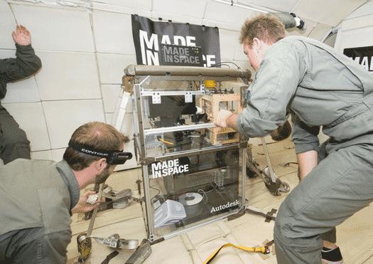 NASA, ISS, printer, 3d printing, Fabbaloo