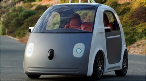 Google Unveils Its First Self Driving Car