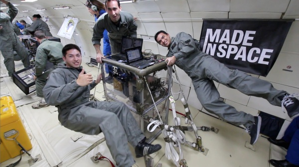 Space, NASA, 3d printing, ISS,