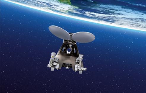3D printing, eos, metal, DMLS, satellite,