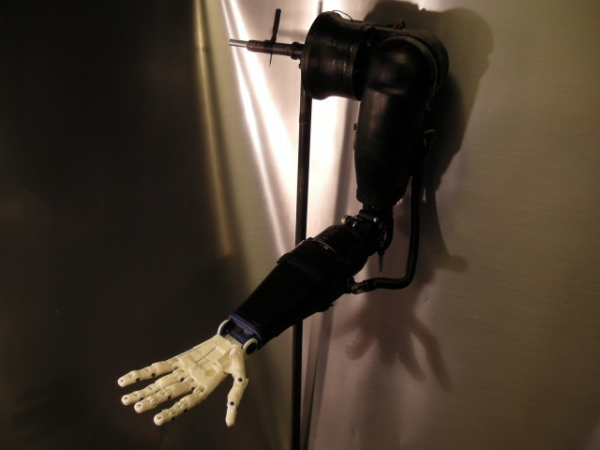 arm, prosthetic, robot, 3d printing