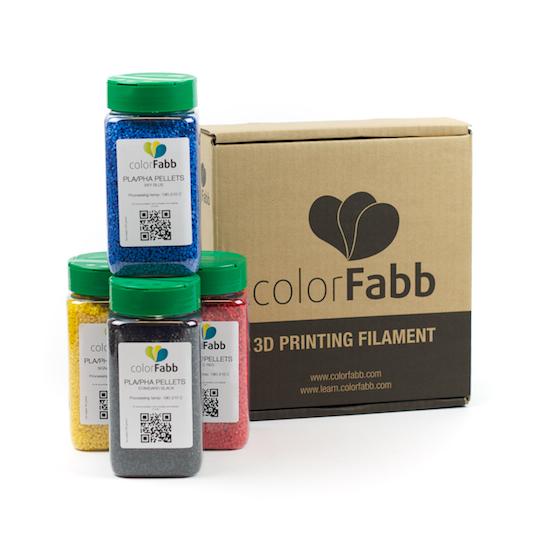 3d printing, filament, DIY, pellet, injection molding