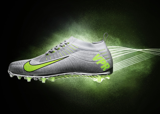 32c86148c9eb Nike Vapor Ultimate Cleat Features 3D Printed Cleat Plate ...