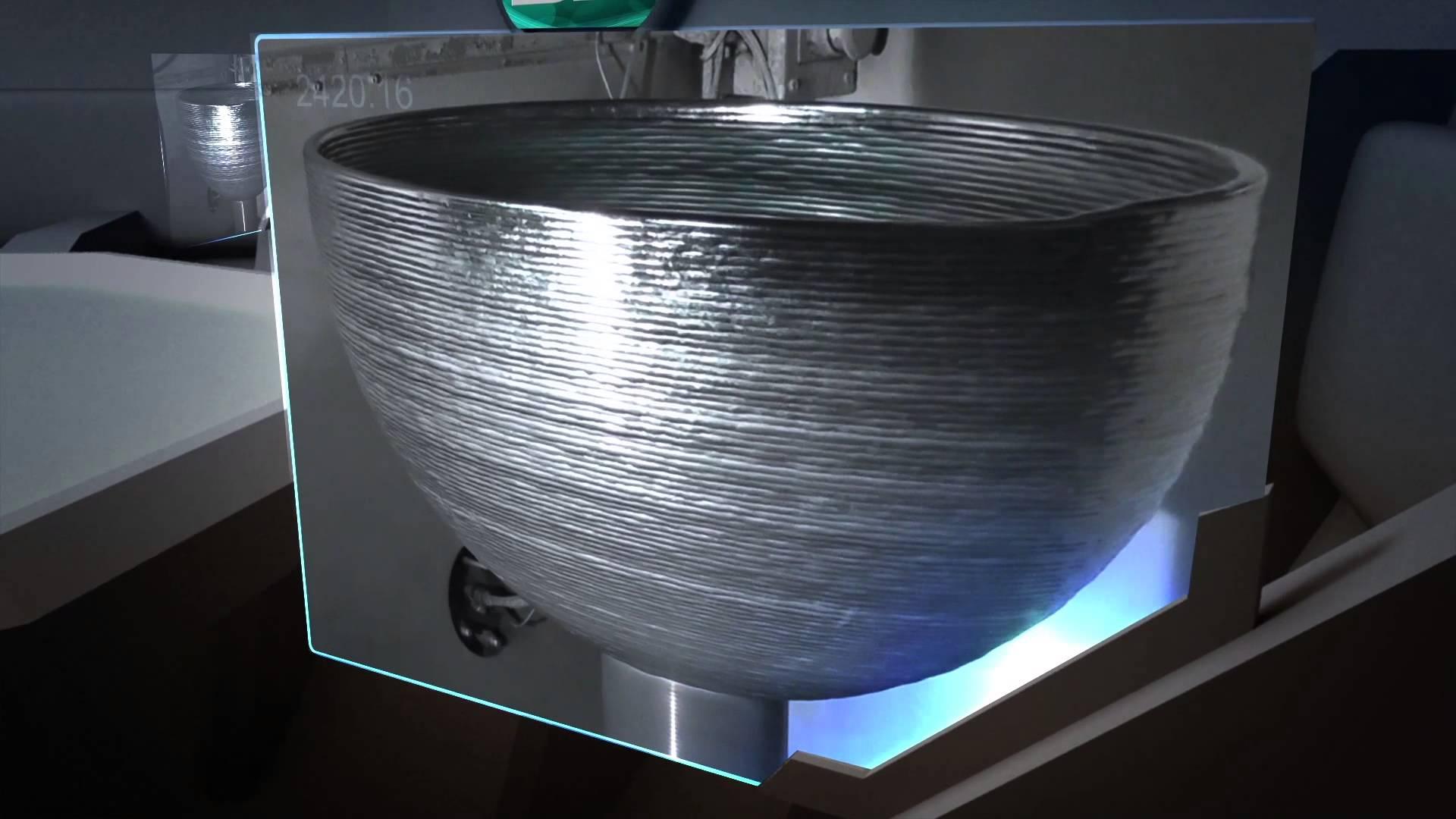 3D printing, metal, electron beam, EBAM, AM
