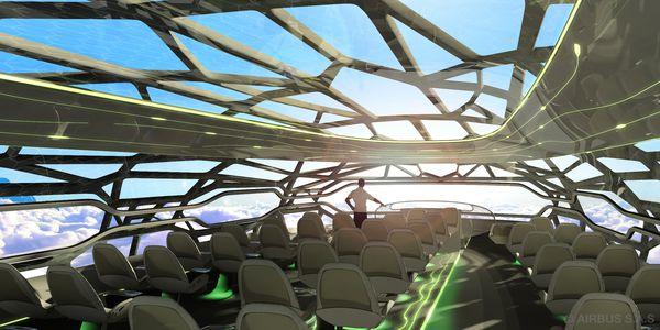 Airbus cabin