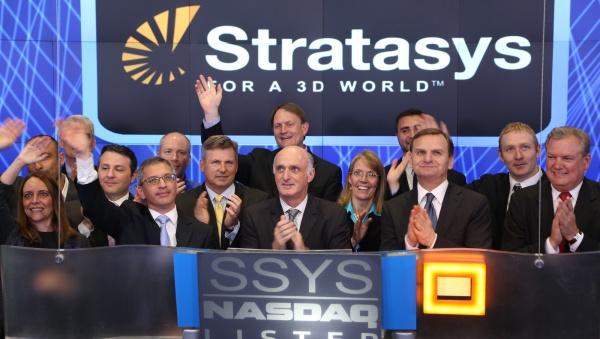 Stratasys, merger, acquisition, market, industry, innovation, kickstarter
