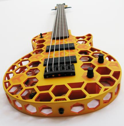 3D printing, music, band,