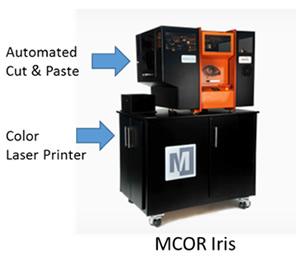 3D printing, mcor, paper, 3d Printing