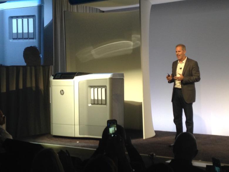 HP, 3D printing, multi-jet