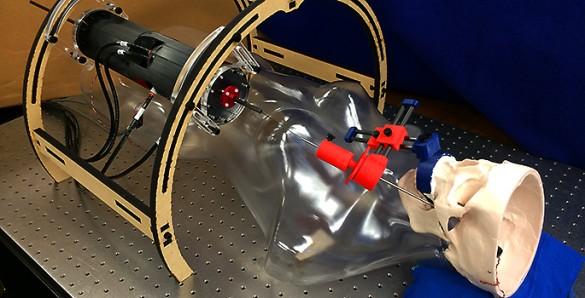 3D printing, surgery, robot,