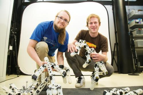 3D printing, robot, oslo, AI,