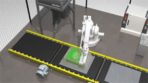 3D printing, robot, AM, sand, casting