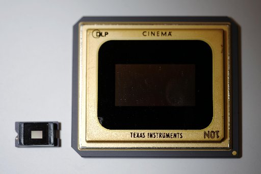 3D printing, texas instruments, DLP, chipset