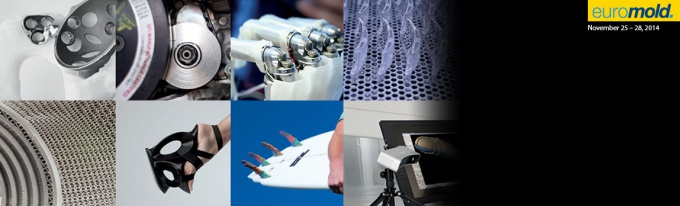 3d printing, 3d systems, Euromold, SLA, materials, casting,