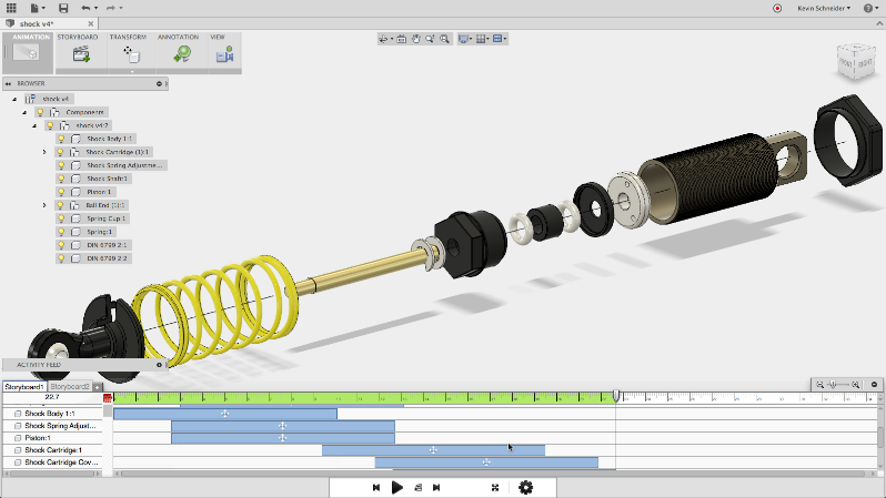 Fusion 360: Major New Functionality Since our Last Look