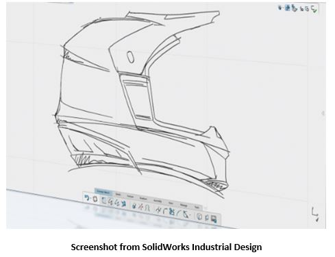 First Look at SolidWorks Industrial Design > ENGINEERING com
