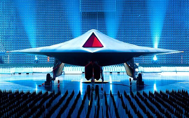 Bomber, Drone, Stealth, Taranis