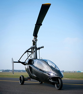 flying car, pal-v one