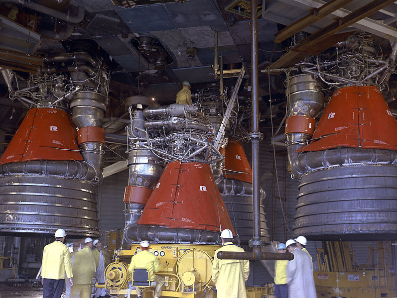 The Past (and Future) of Rocketdyne's F-1 Rocket Engine ...