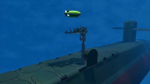 submarine, UUV, launch, surveillance, Navy, cruise missile, prototype, mines, drone