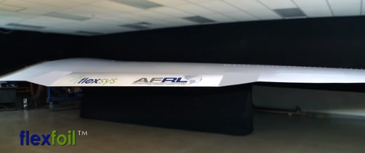 A Flexible Aircraft Wing Increases Fuel Efficiency > ENGINEERING com