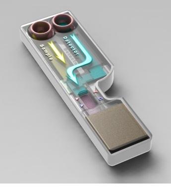 Saliva Test Kit Simplifies Infectious Disease Diagnosis