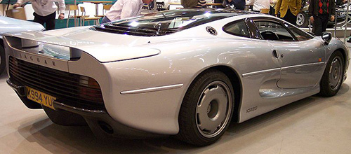 jaguar, auction, XJ220