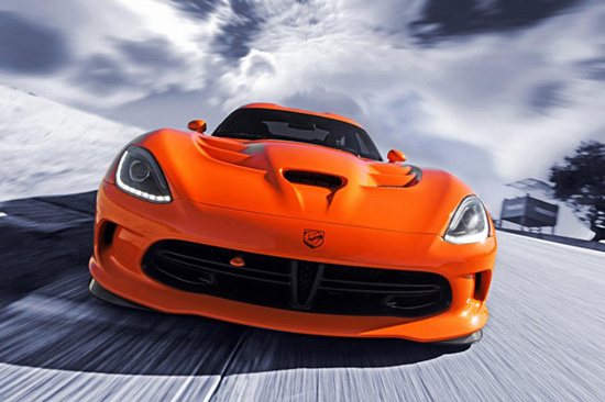 chrysler, viper, srt, speed, time attack, new york, auto show, autoshow