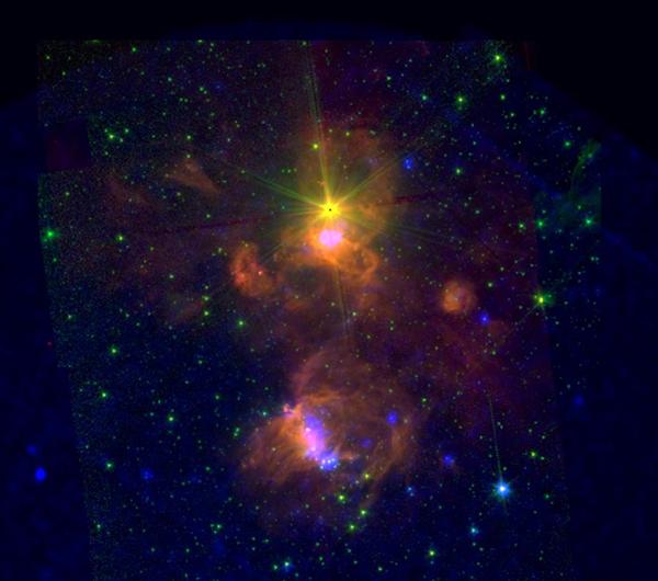 X-ray, Spitzer, stars, supernova, explosion, astronomy, astrophysics,