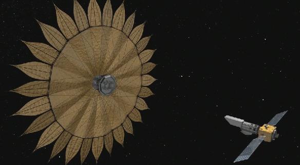 NASA, telescope, starshade, exoplanet, Earth, JPL,