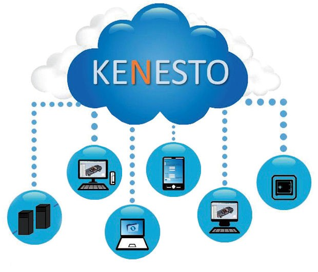 kenesto, drive, network drive, cloud, vault, CAD