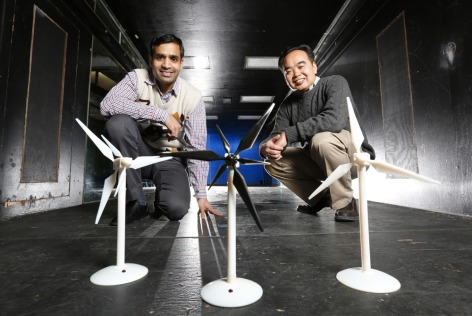photo regarding 3d Printable Wind Turbine named Can Wind Generators Turn out to be Further Effective with More Rotors