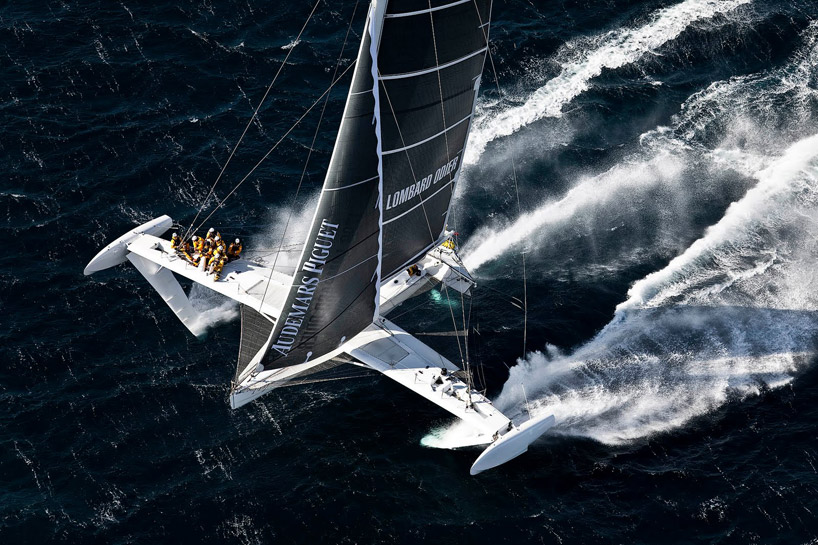 World's Fastest Boat Attempts Trans-Pacific Voyage