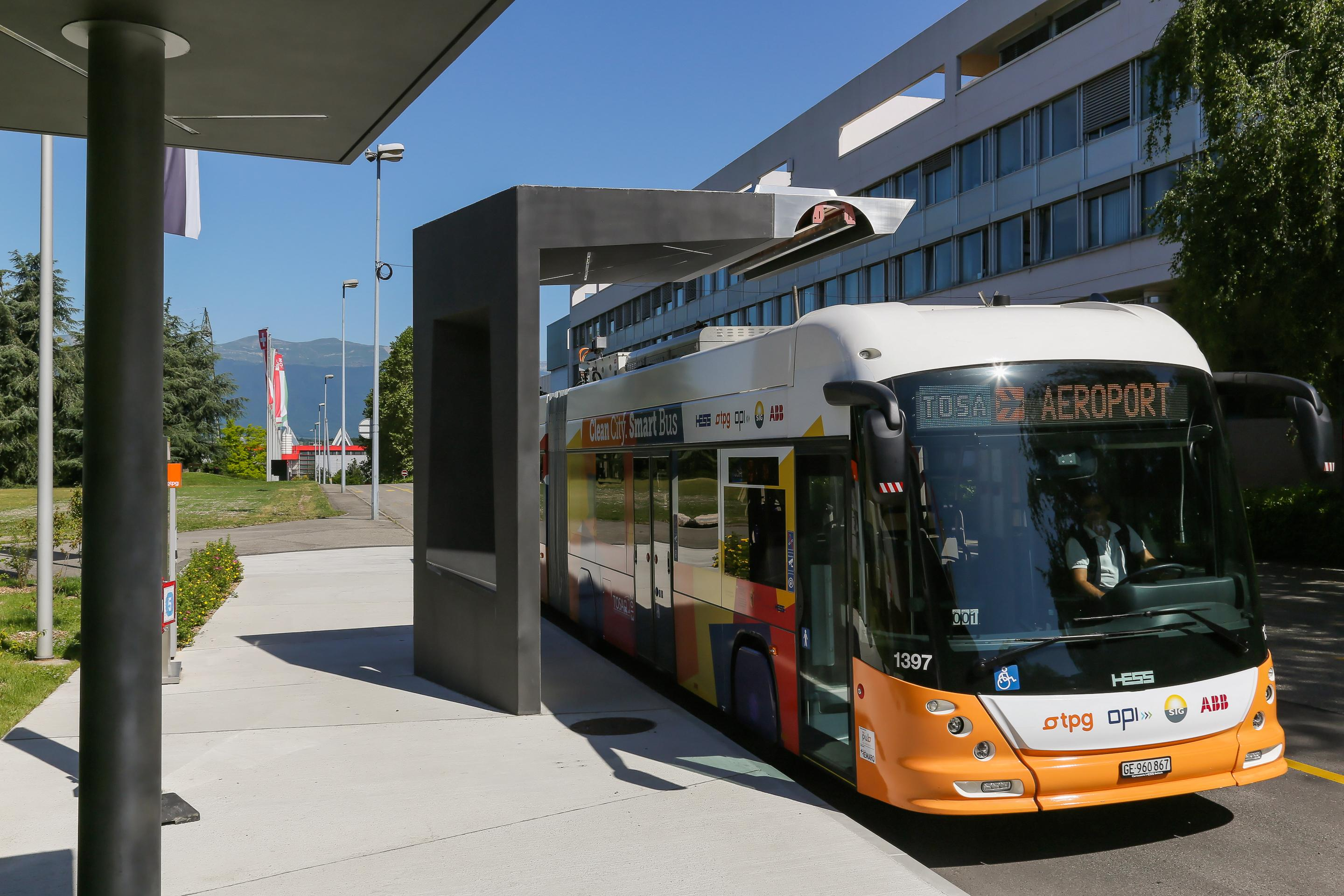 Tosa Buses Power Up For Less Gt Engineering Com