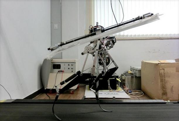 robot, KAIST, velociraptor, speed, running