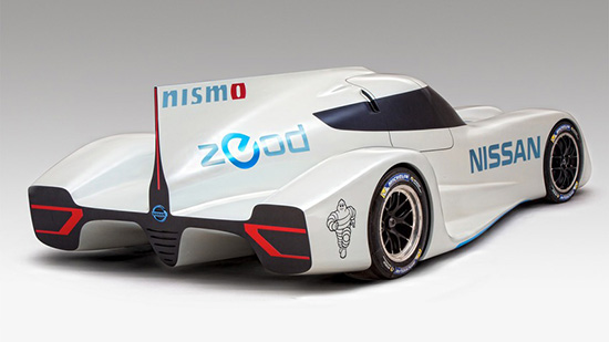 Nissan Debuts Worlds Fastest Car  ENGINEERINGcom