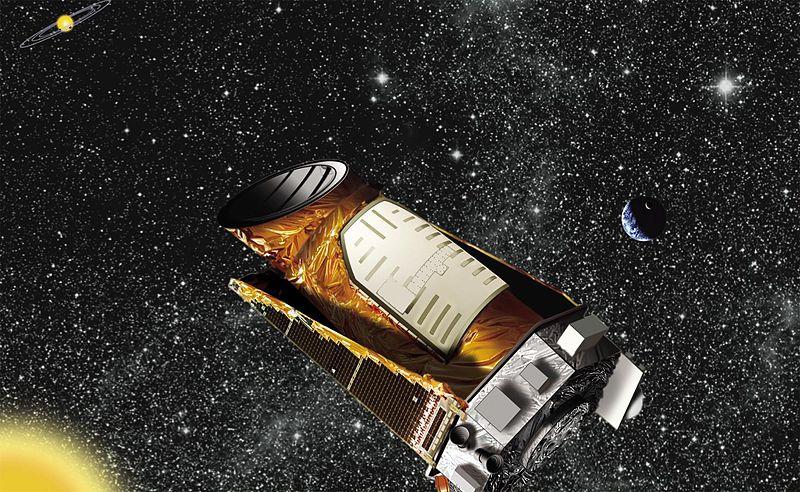 kepler, NASA, exoplanet, relativity, einstein, gravity, lens, planet,